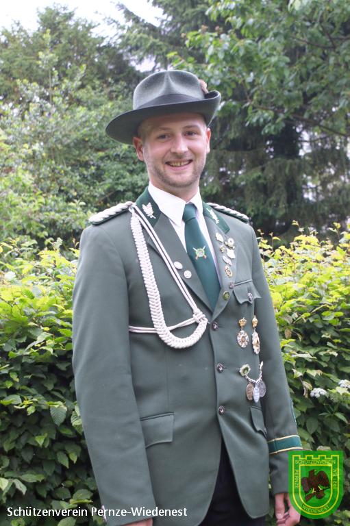 2. Vorsitzender Bastian Kaufmann
