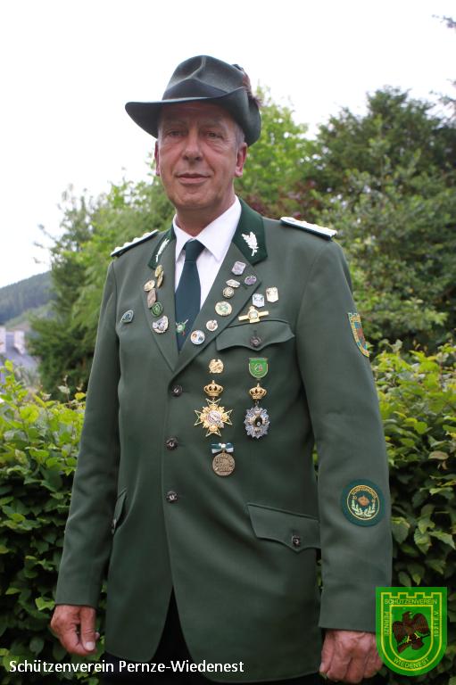 Uniformbeauftragter Joachim Schirp